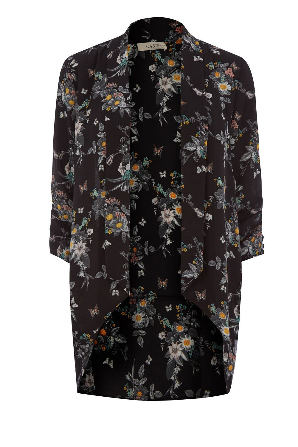 Oasis SHIPWRECKED KIMONO, Multi-Coloured