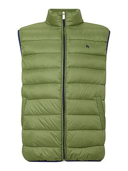 Casual Full Zip Gilet