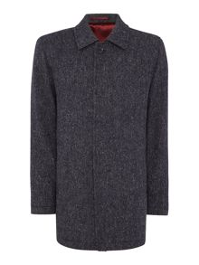 Magee Magee tweed car coat