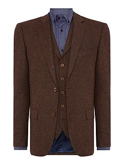 Magee Donegal tweed suit