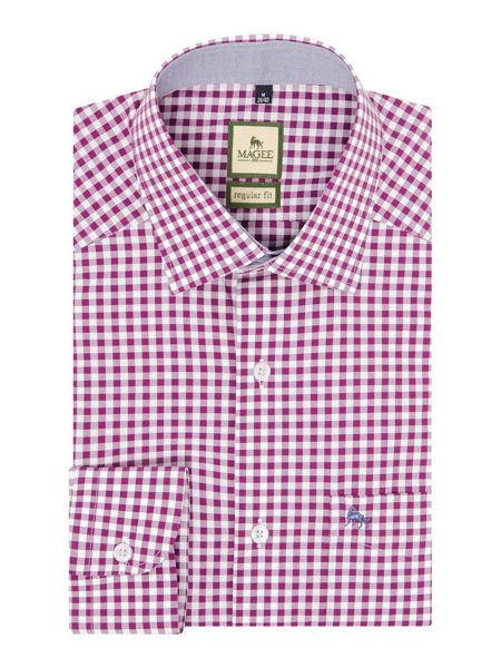 Magee Dress collar shirt