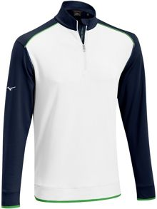 Mizuno Warmalite 1/4 zip jumper