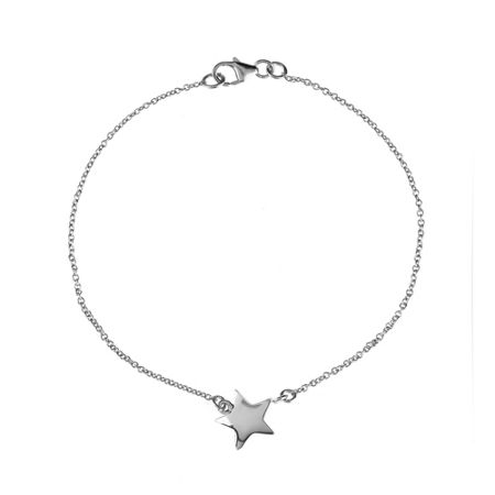 Latelita London Cosmic Star Bracelet Silver