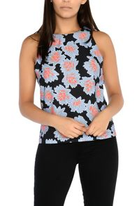 Glamorous Printed Sleeveless Top