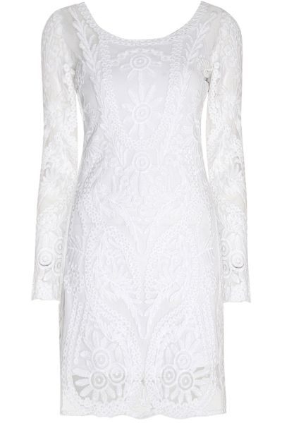 True Decadence Lace Bodycon Dress