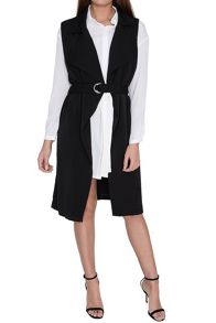 Alice & You Sleeveless Jacket