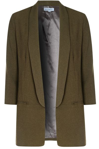 Alice & You Oversized Blazer