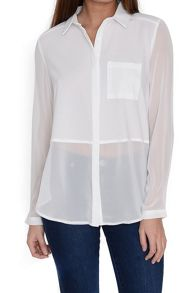 Alice & You Sheer Blouse