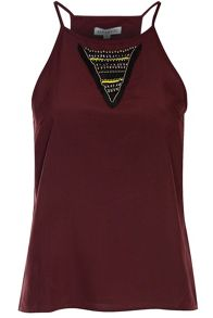 Alice & You Beaded Cami Top