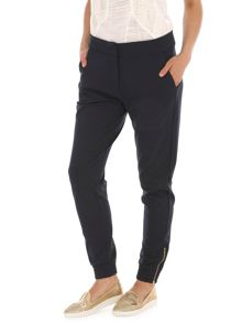Ankle Zip Cargo Trouser