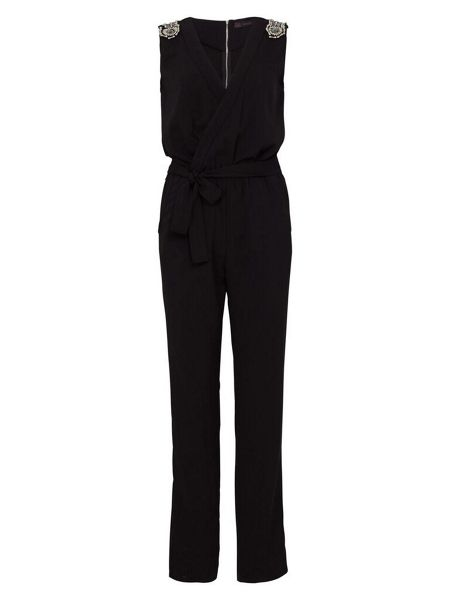 Zibi London Tie Back Jumpsuit