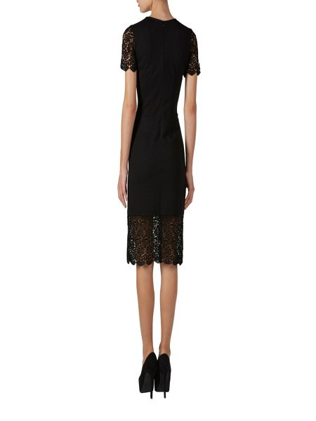 Zibi London Cap Sleeve Dress