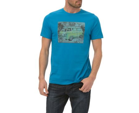 Animal Camper graphic t-shirt