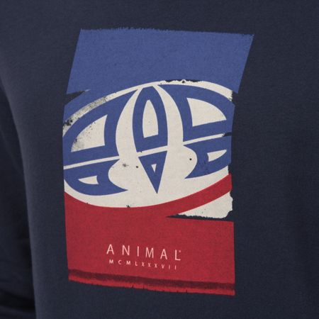 Animal Hoody over head