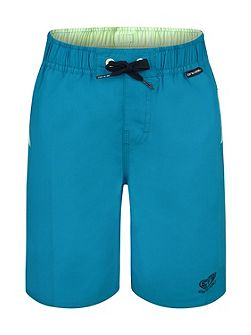 Boys` Board Short - Stretch Waist