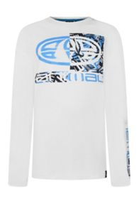Animal Boys` Long Sleeve Tee