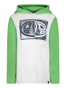 Boys` Long Sleeve Tee