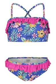 Animal Girls` Swim Set
