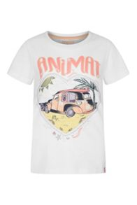 Animal Girls` Basic Tee