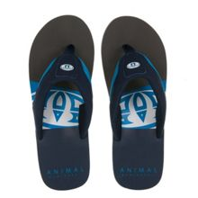 Animal Jekyl Slice flip flop
