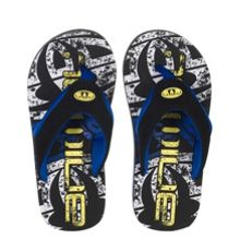 Animal Boys` Jekyl Logo flip flop