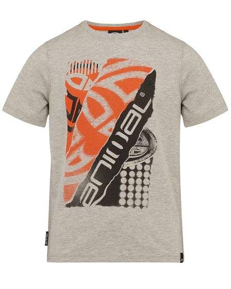 Animal Animal Boys Scratch Graphic T-Shirt