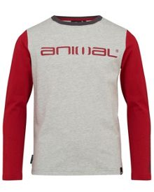 Animal Boys Fawn T-Shirt
