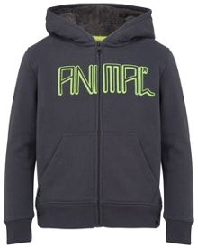 Animal Boys Scout Zip-Up Hoody