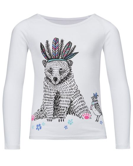 Animal Girls Billie Bear T-Shirt