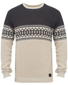 Animal Crew neck knit