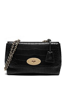 Medium lily shoulder bag
