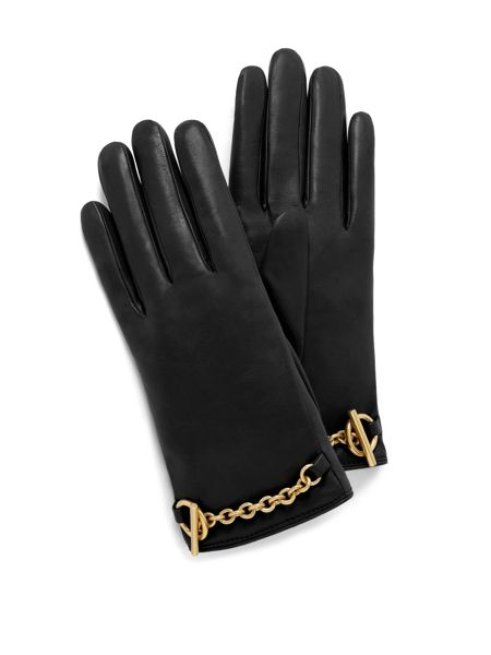 Mulberry Bar and chain gloves