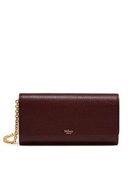 Continental clutch bag