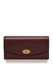 Mulberry Postman`s lock wallet