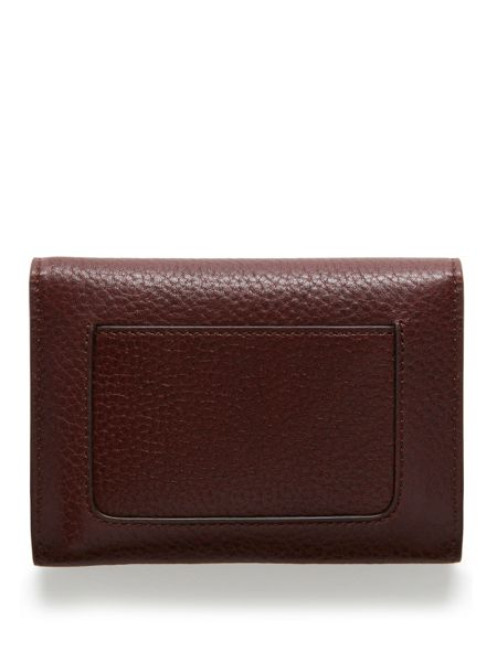 Mulberry Continental key coin pouch