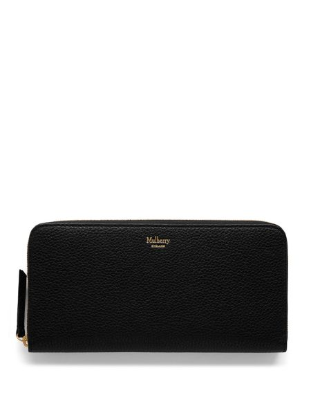 Mulberry 8 credit card zip around wallet