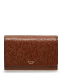 Mulberry Medium continental wallet