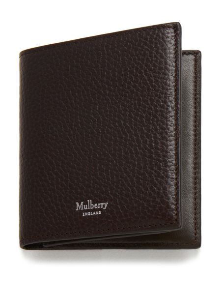 Mulberry Classic trifold wallet