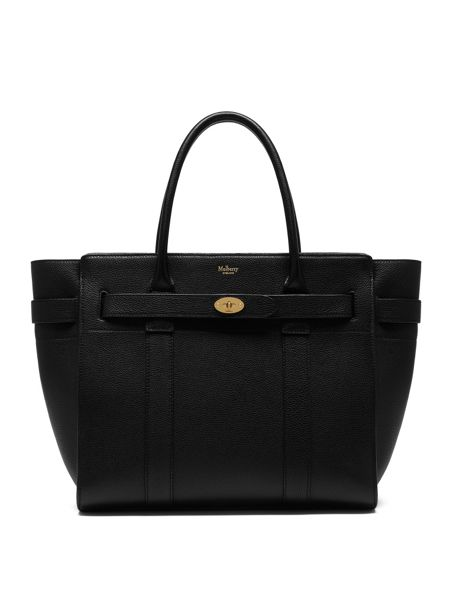 Mulberry Zipped bayswater bag