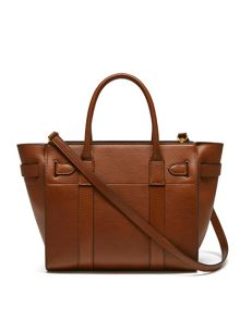 Mulberry Small zipped bayswater bag