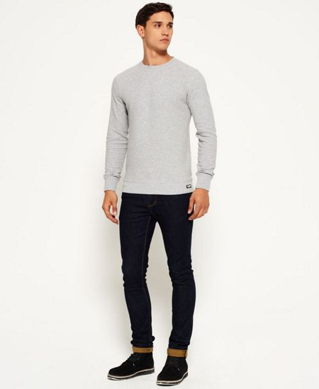 Superdry Tailorman Crew Jumper