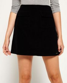 Superdry Billie Cord Skirt
