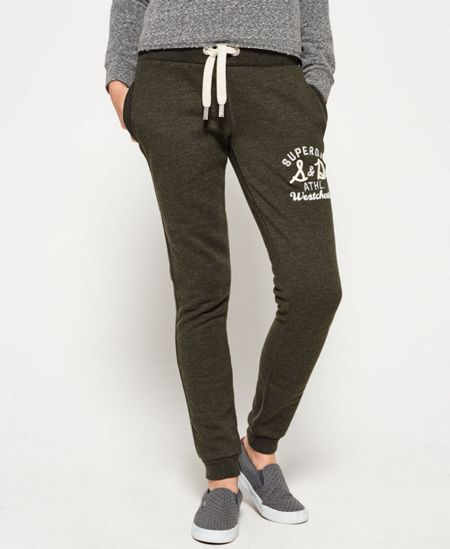 Superdry Applique Slim Cuffed Joggers
