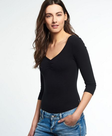 Superdry Essentials Sleeved Bodysuit