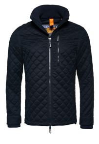 Superdry Microfibre Quilted Windhiker Jacket