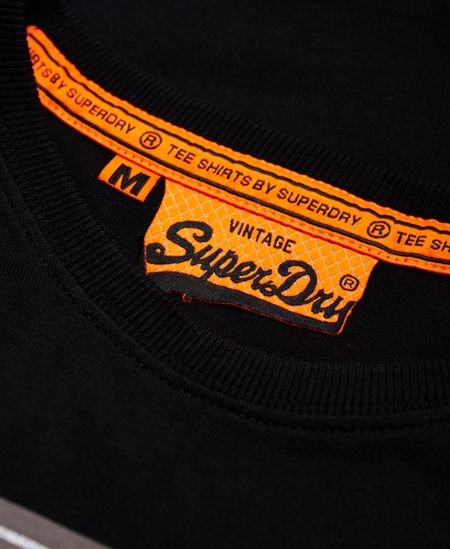 Superdry City Brand Camo T-shirt