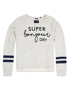 Traveller Crew Jumper