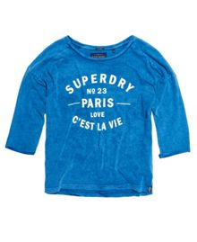 Superdry Marine Slouch Top