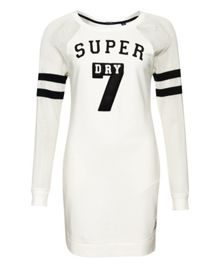 Superdry College Tribe Sweat Dress