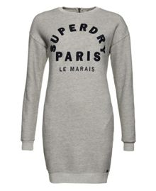 Superdry Mariner Sweat Dress